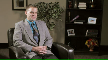 Dr. Thompson talks about his practice