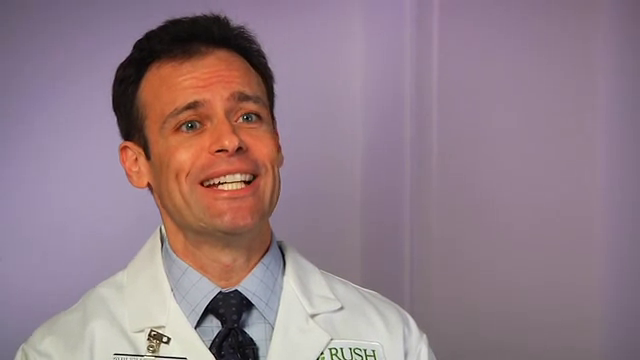 Dr. Garber talks about his practice