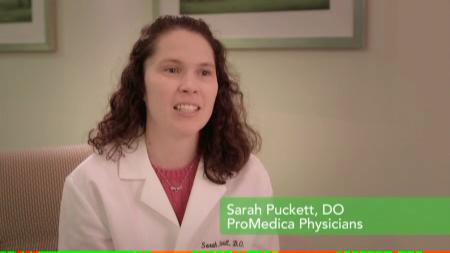 Dr. Puckett talks about her practice