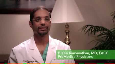 Dr. Ramanathan talks about his practice