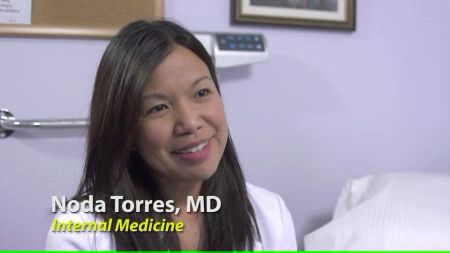 Dr. Torres talks about her practice