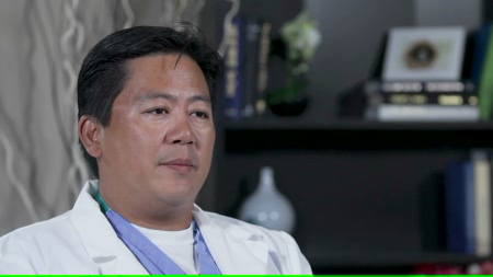 Dr. Sohn talks about his practice
