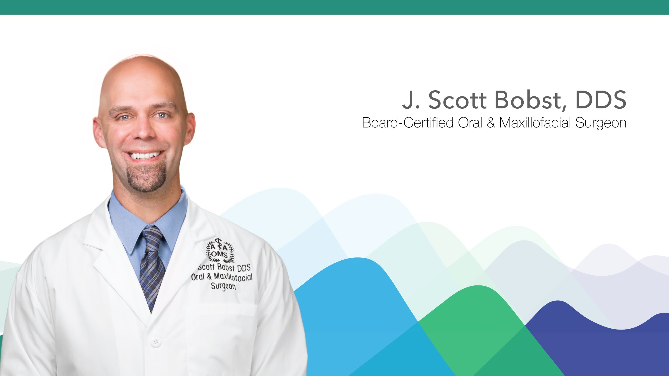 Dr. Bobst talks about his practice