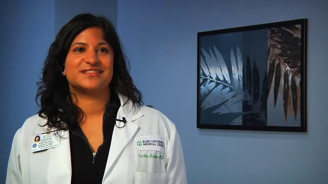 Dr. Kishore talks about her practice