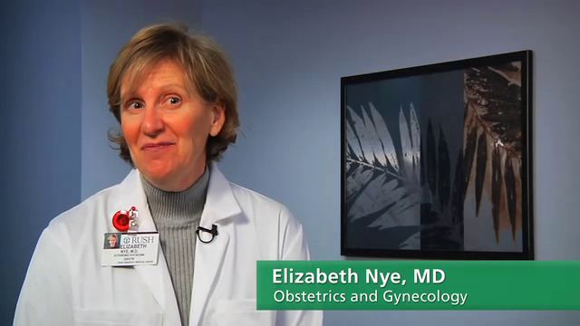 Dr. Nye talks about her practice