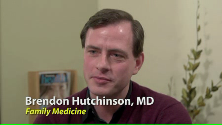 Dr. Hutchinson talks about his practice