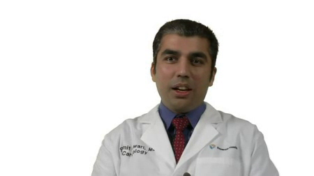 Dr. Tiwari talks about his practice