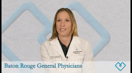 Dr. Lamendola talks about her practice