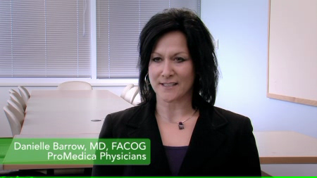 Dr. Barrow talks about her practice