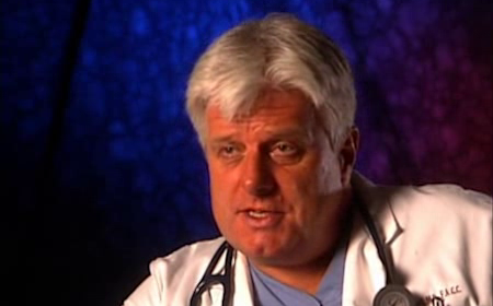 Dr. O'Neill talks about his practice