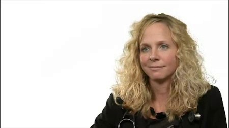 Dr. Mahling-Stadum talks about her practice