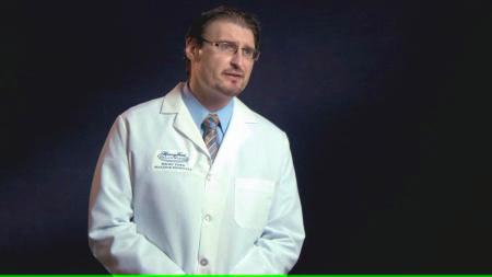 Dr. Schramski talks about his practice